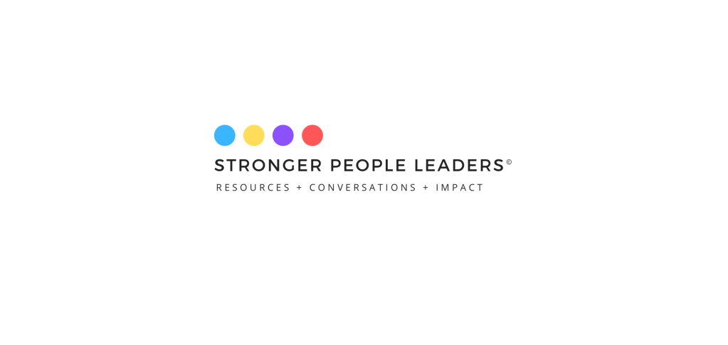 Stronger People Leaders